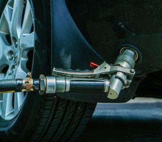 instalacja gazowa w samochodzie cena