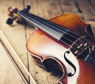 nauka gry na skrzypcach