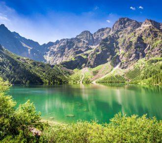 koszt majówki w polskich górach