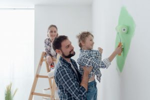 remont pokoju koszt
