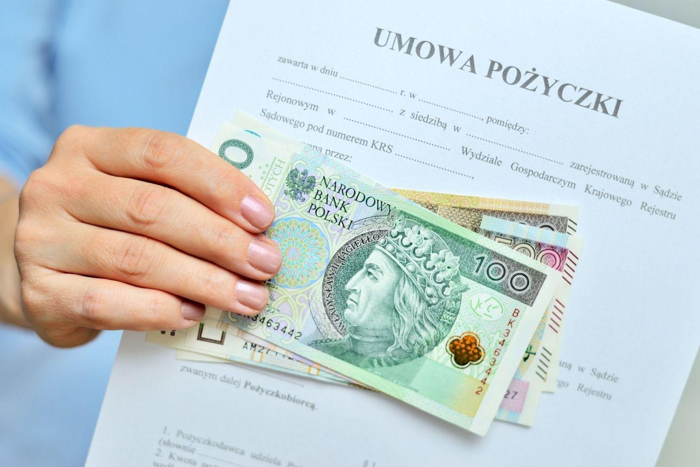 czym jest umowa pożyczki